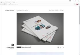 Florian Conrads Screenshot Website