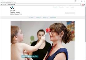 DSKN Screenshot Website