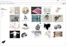 Lisa Sauerborn Screenshot Website