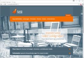 Place Value Screenshot Website